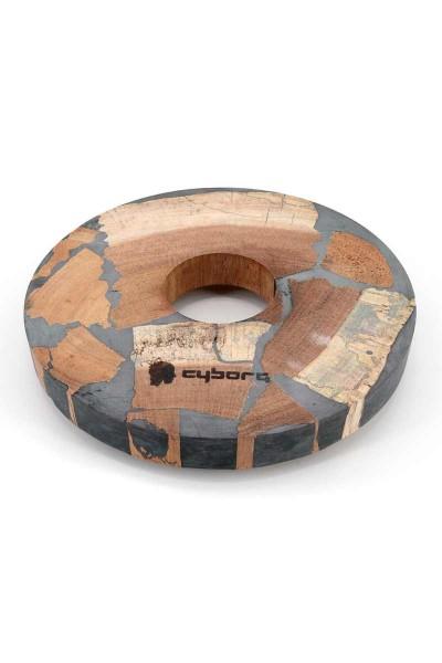 Cyborg Wood Plate Timberix