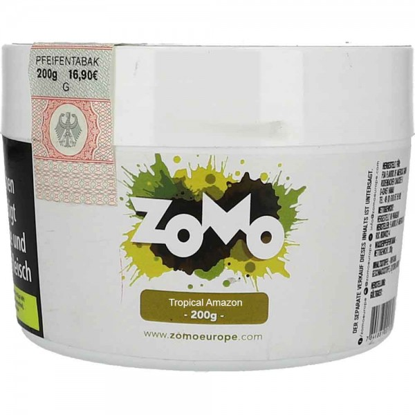 Zomo Tabak Tropical Amazon 200g