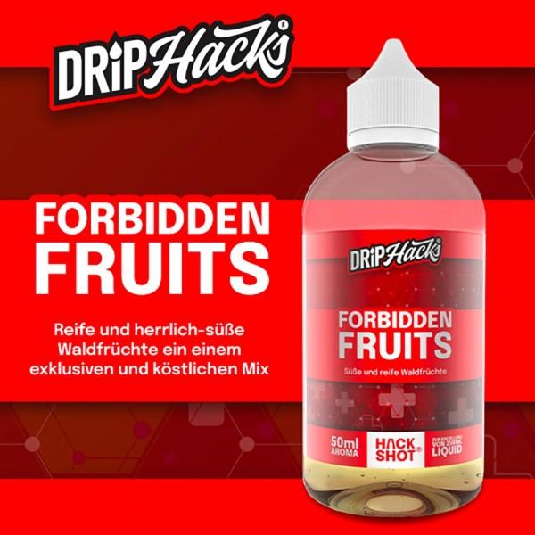 DRIP HACKS Frobbiden Fruits Aroma 50ml