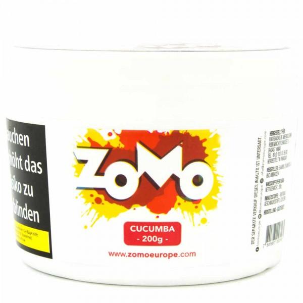 Zomo Tabak Cucumba 200g