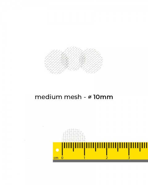 Aryva Medium Mesh Einlegesieb Ø=10mm - 100er-Pack