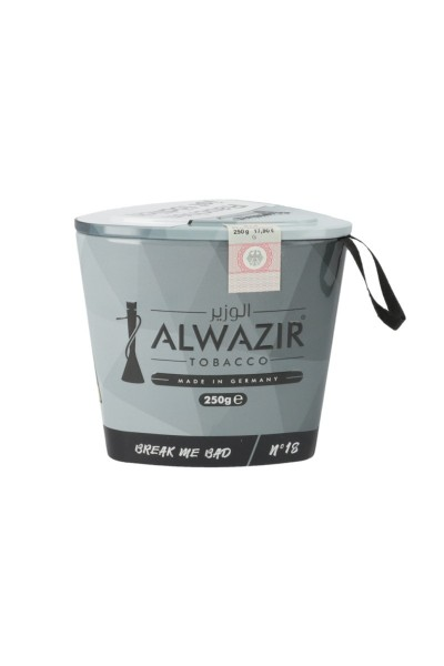 Alwazir Tabak No. 18 BREAK ME BAD 250g