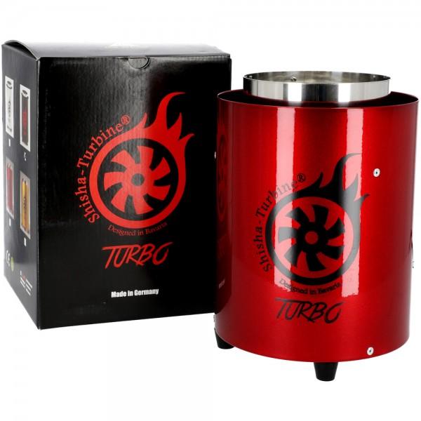 Shisha Turbine Turbo Rot Premium Edition