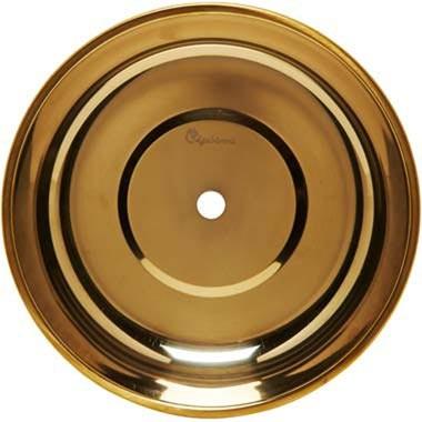 Teller Dschinni Standard Gold