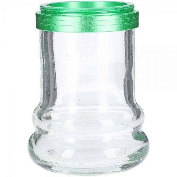 Ersatzglas INVI Nano Alu Grün
