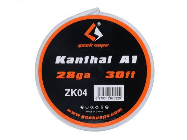Geekvape Kanthal A1 9m 28GA Wickeldraht