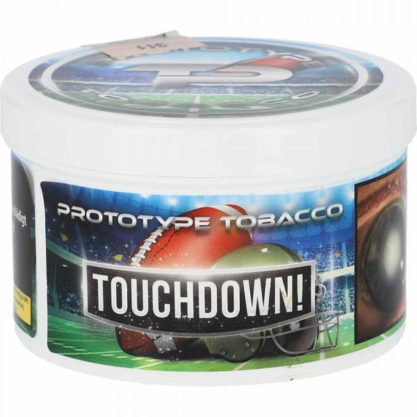 Prototype Tobacco Touchdown