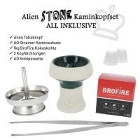 Alien Kaminkopfset STONE All Inklusive