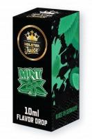 Holster Juice Flavour Drop Mint 10ml