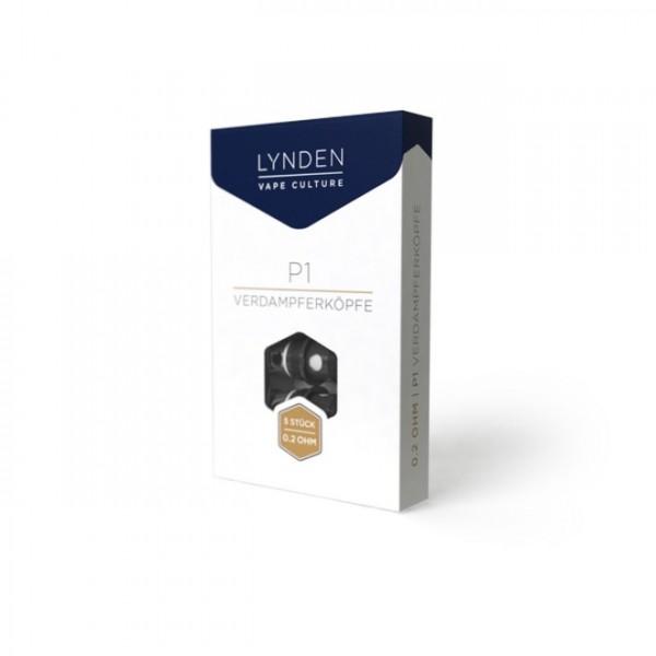 LYNDEN P1 Coils - Ersatzverdampfer