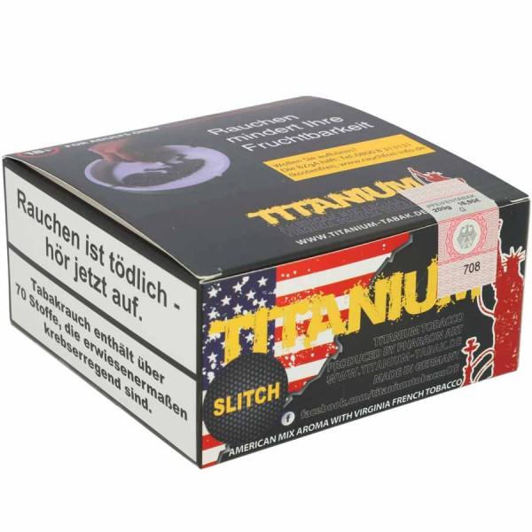Titanium Tabak RF Slitch 200g