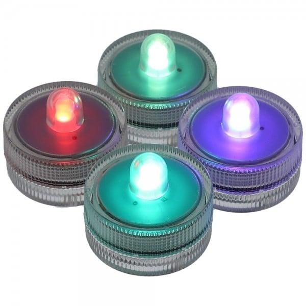 AO Hookah ECLIPSE LED-Mini Color 4er Pack