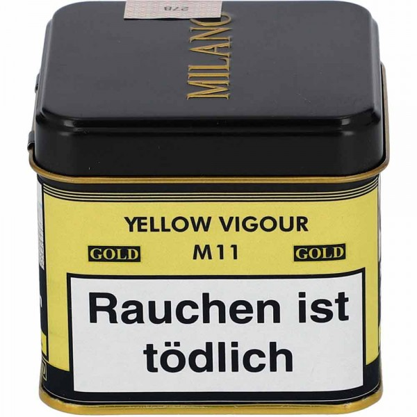 Milano Tobacco M11 Yellow Vigour 200g