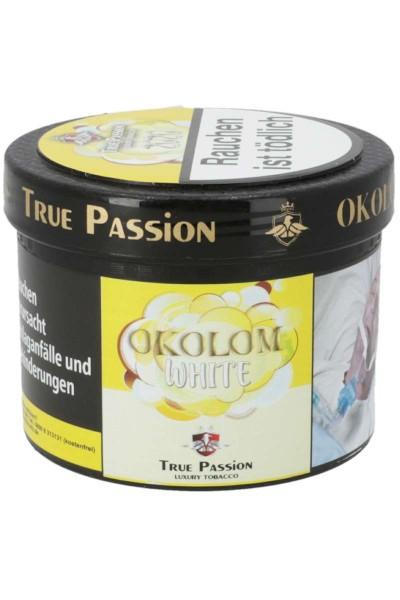 True Passion Tabak Okolom White 200g