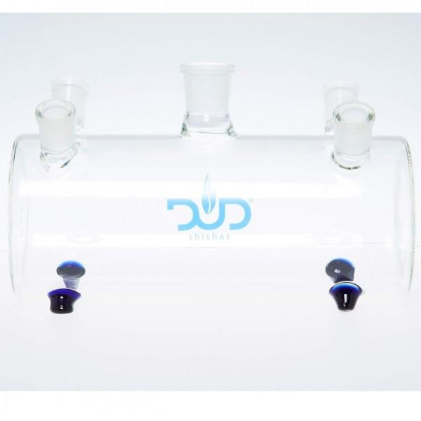 Ersatzglas DUD Tank Blue Clear