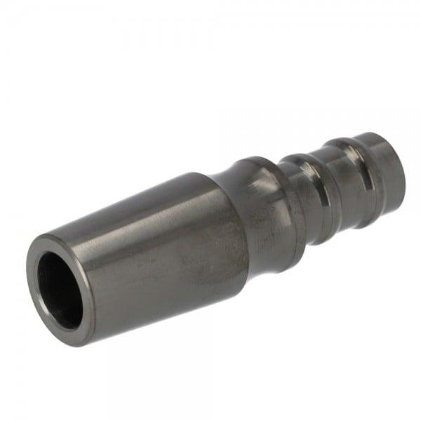 CYGN Schlauchanschluss Nibiru Edelstahl Gun Metal 18/8