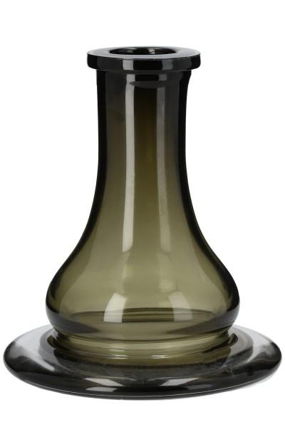 Ersatzglas Alpenrauch Waterdrop Black (Rauchglas)