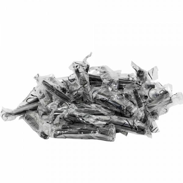 AO Hygienemundstücke XL Schwarz 50er-Pack