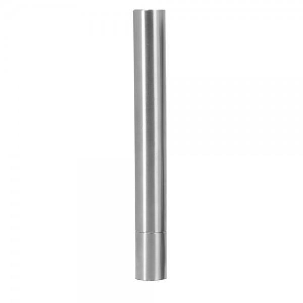 INVI Wasserrohr Edelstahl 17cm