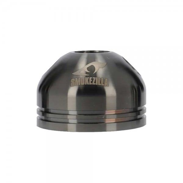 Smokezilla Rauchbase Cycor Edelstahl Gun Metal