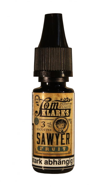 Tom Sawyer Frucht Liquid 10ml