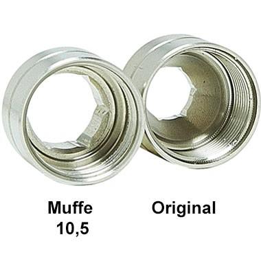 Muffe THS 10,5mm