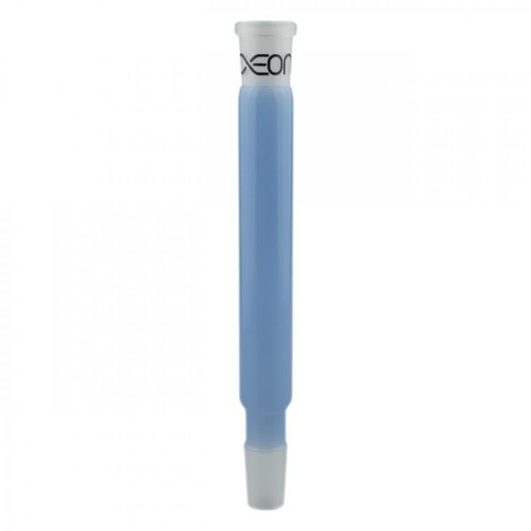 Glasrauchsäule Hyperion 18/8 Schliff - Blau