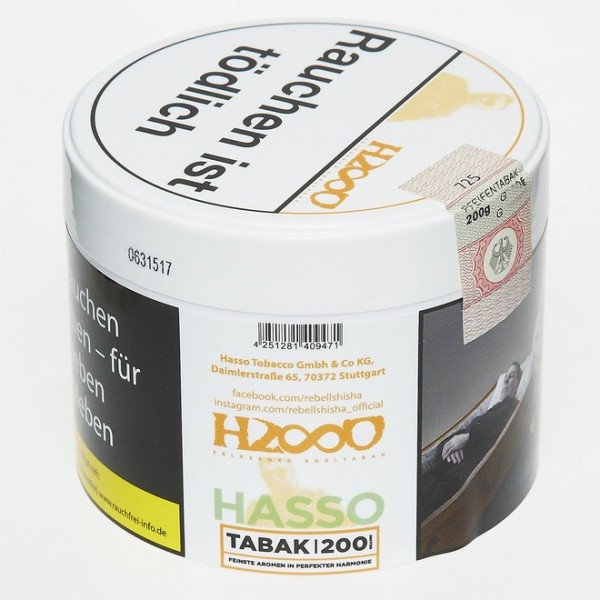Hasso Tobacco Hasso 200g
