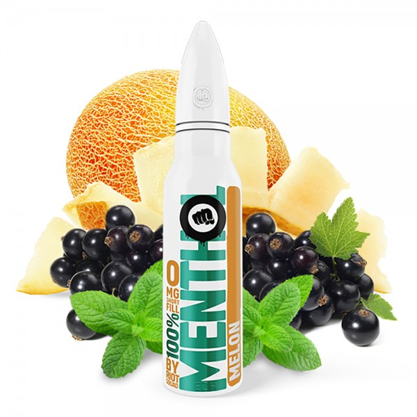 Riot Squad 100% Menthol Melone Liquid 50ml