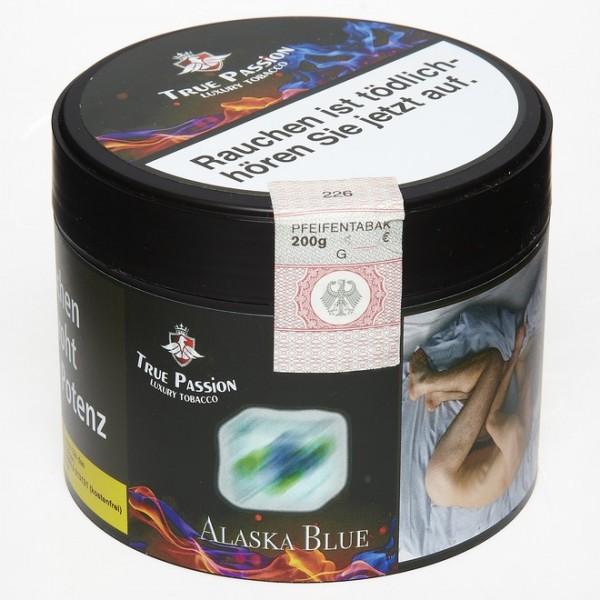 True Passion Tobacco Alaska Blue 200g