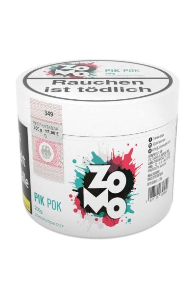 Zomo Tabak Pik Pok 200g