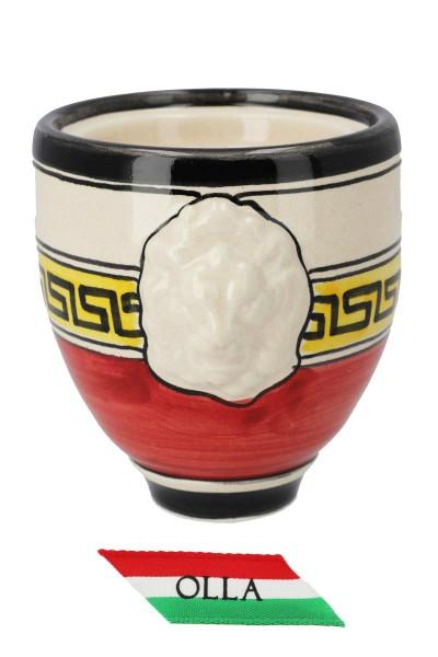 OLLA Hookah Bowls OMICRON Victoria Rossa
