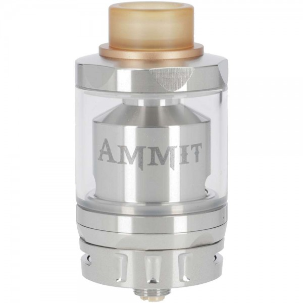 GeekVape Ammit RTA Dual Coil Version 3ml Stainless Steel