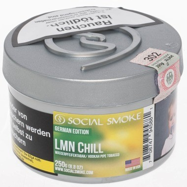 Social Smoke LMN Chill 250g