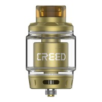 Geekvape Creed RTA Selbstwickler 6.5ml Tank Schwarz