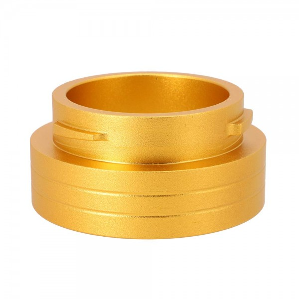 Smokezilla Minya Klickverschluss Alu Gold