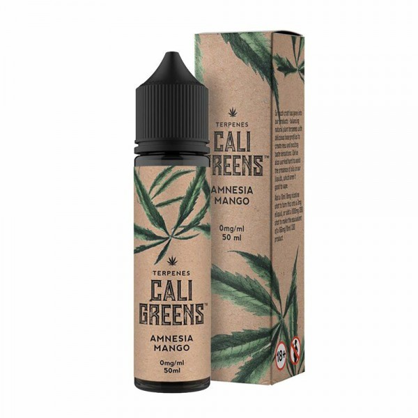 Cali Greens Amnesia Mango Liquid 50ml