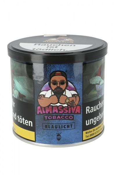 Almassiva Tabak Blaulicht 200g