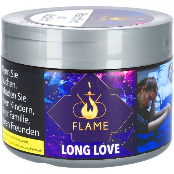 Flame Tabak Long Love 200g