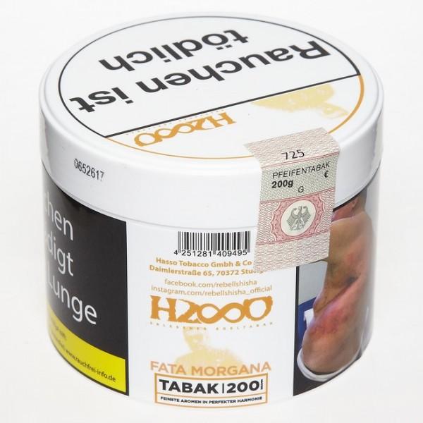 Hasso Tobacco Fata Morgana 200g