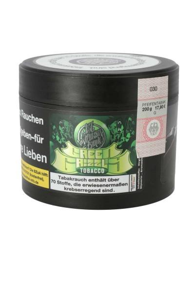 187 Strassenbande Tobacco #008 - green GRIZZLY 200g