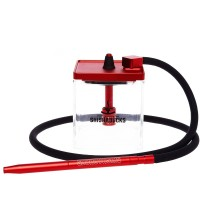 Shishabucks Cloud|Micro Hookah - Red