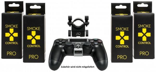 AO Smoke Control Pro Shisha Mundstück Schlauchhalter PS4 Controller