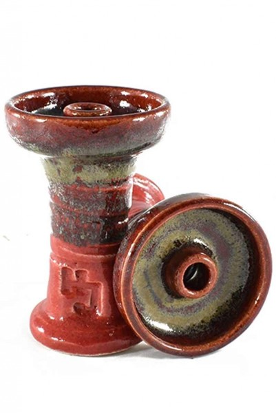 HookahJohn 80feet ESPANA Bowl Red Eye