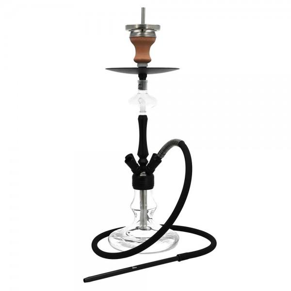 Smokezilla Baragon Alu Schwarz