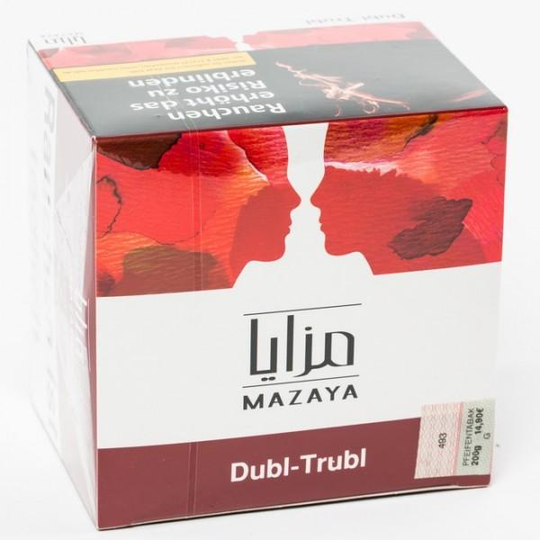 Mazaya Tabak Dubl-Trubl 200g