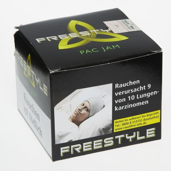 Freestyle Tobacco Pac Jam 150g