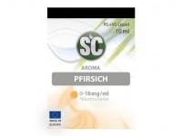 SC Pfirsich Liquid 10 ml 3 mg