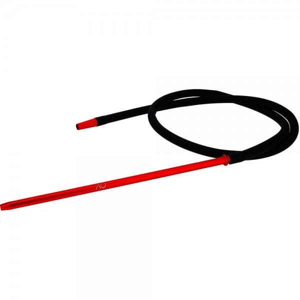 Schlauchset AO Hookah Slimliner Red