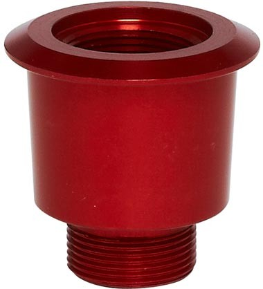 Schliff Adapter Kaya 29/2 ELOX Rot